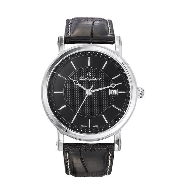 ساعت مچی عقربه ای مردانه متی تیسوت مدل H611251AN