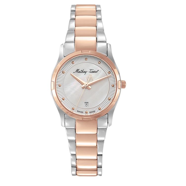 ساعت مچی عقربه ای زنانه  متی تیسوت مدل  D2111BI 18