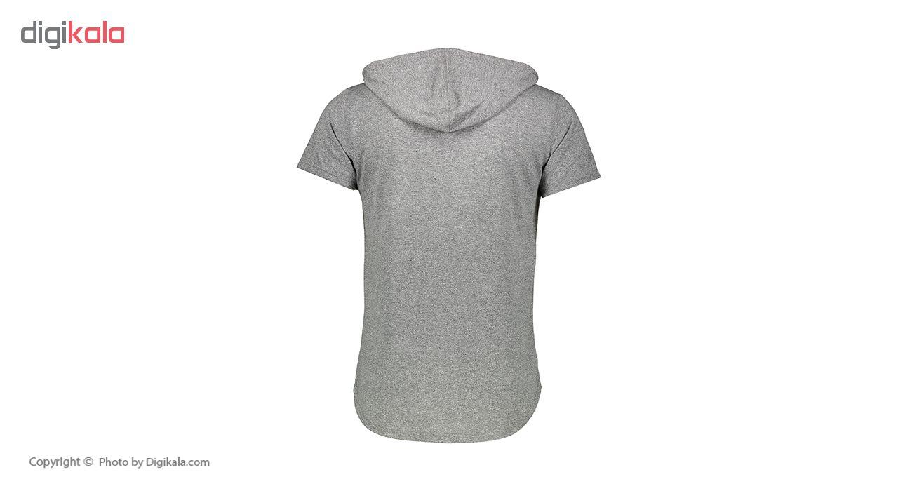 تی شرت آستین کوتاه مردانه بای نت کد 323-1 btt