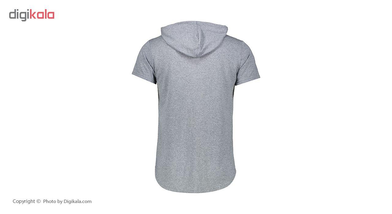 تی شرت آستین کوتاه مردانه بای نت کد 323-2 btt