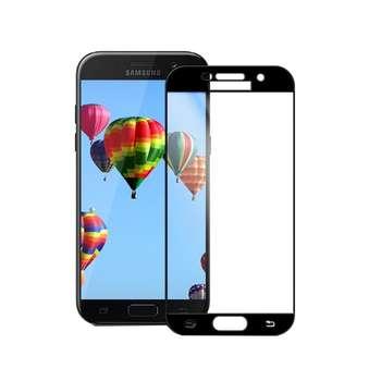 محافظ صفحه نمایش فول چسب مدل F002 مناسب برای گوشی موبایل سامسونگ Galaxy A720 / A7 2017