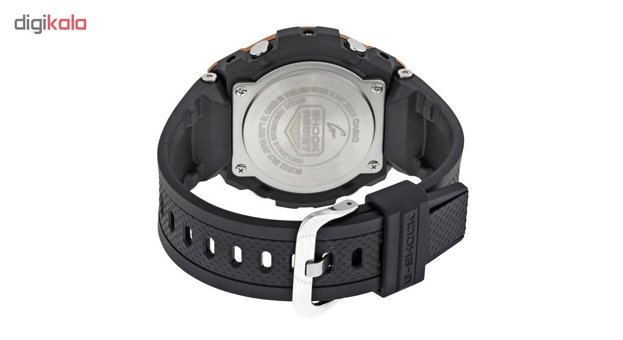 کد تخفیف                                      ساعت مچی عقربه ای مردانه کاسیو مدل GST-S120L-1ADR