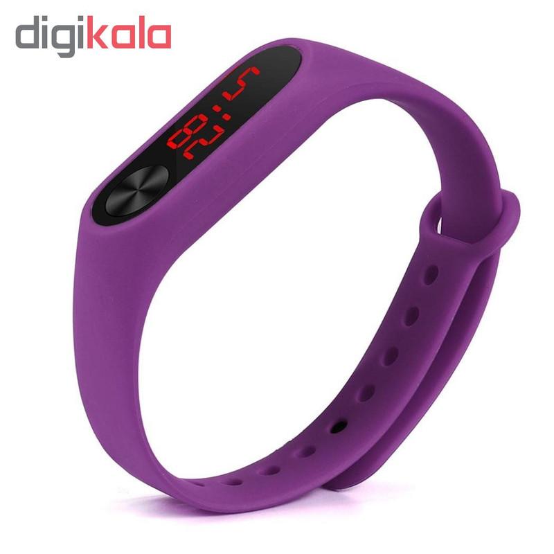 ساعت مچی دیجیتال مدل VioletXi