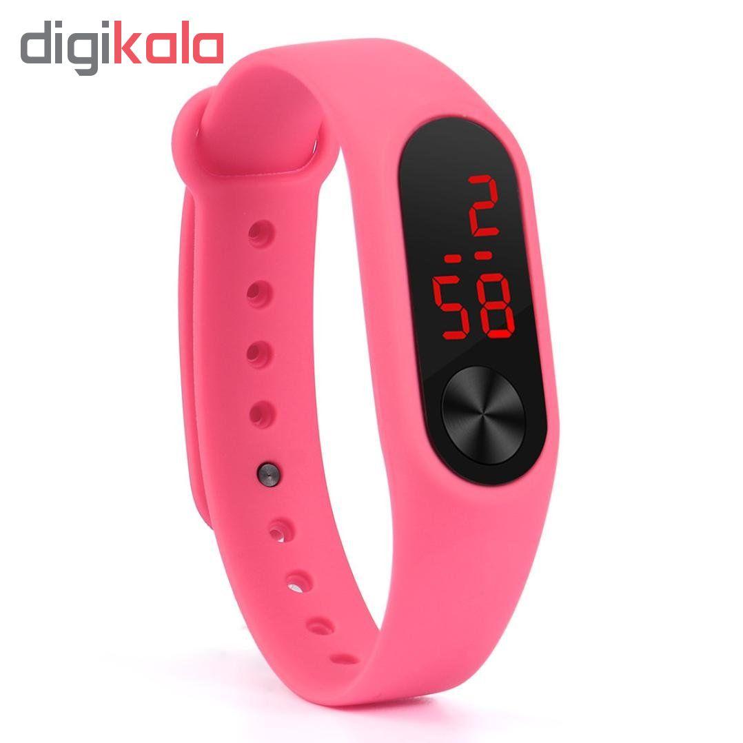 ساعت مچی دیجیتال مدل PinkXi