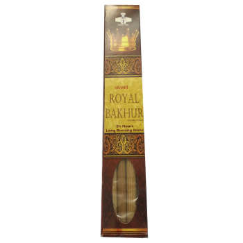 عود ششی مدل Royal Bakhur کد 1119