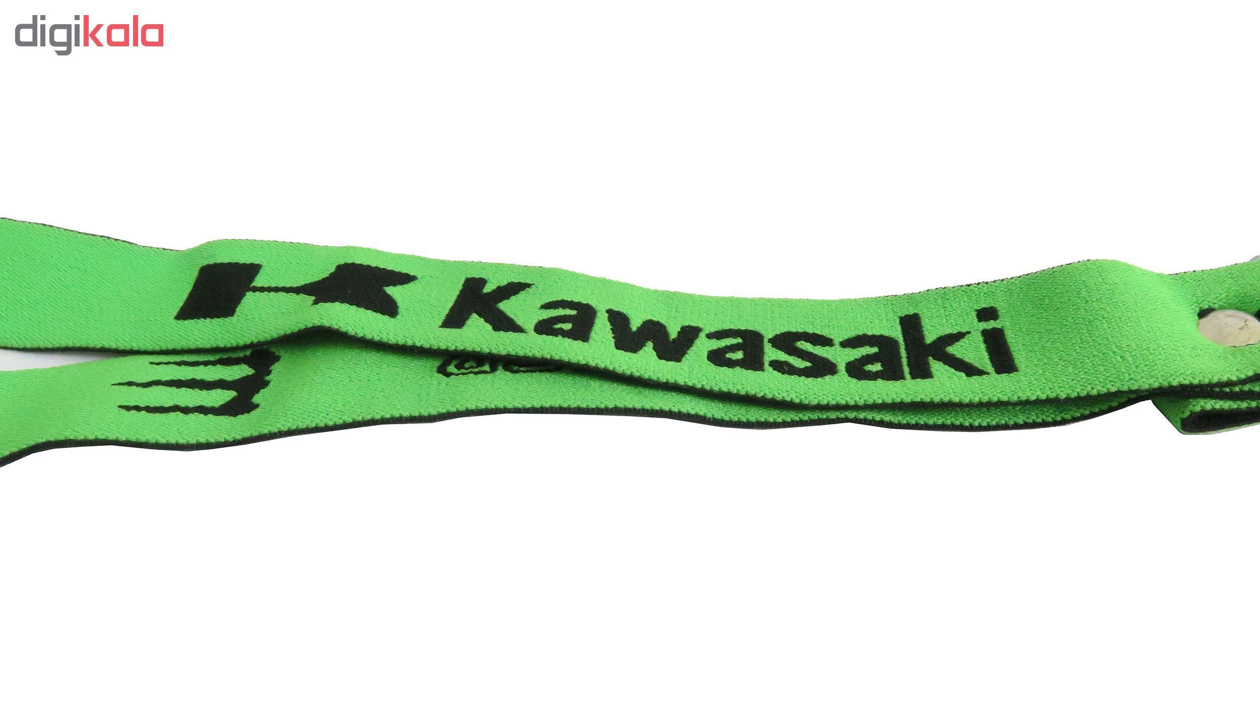 بند نگهدارنده فلش مموری طرح کاوازوکی کد 003