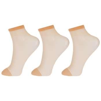 جوراب زنانه پنتی کد RG-PF 152-3 بسته 3 عددی
