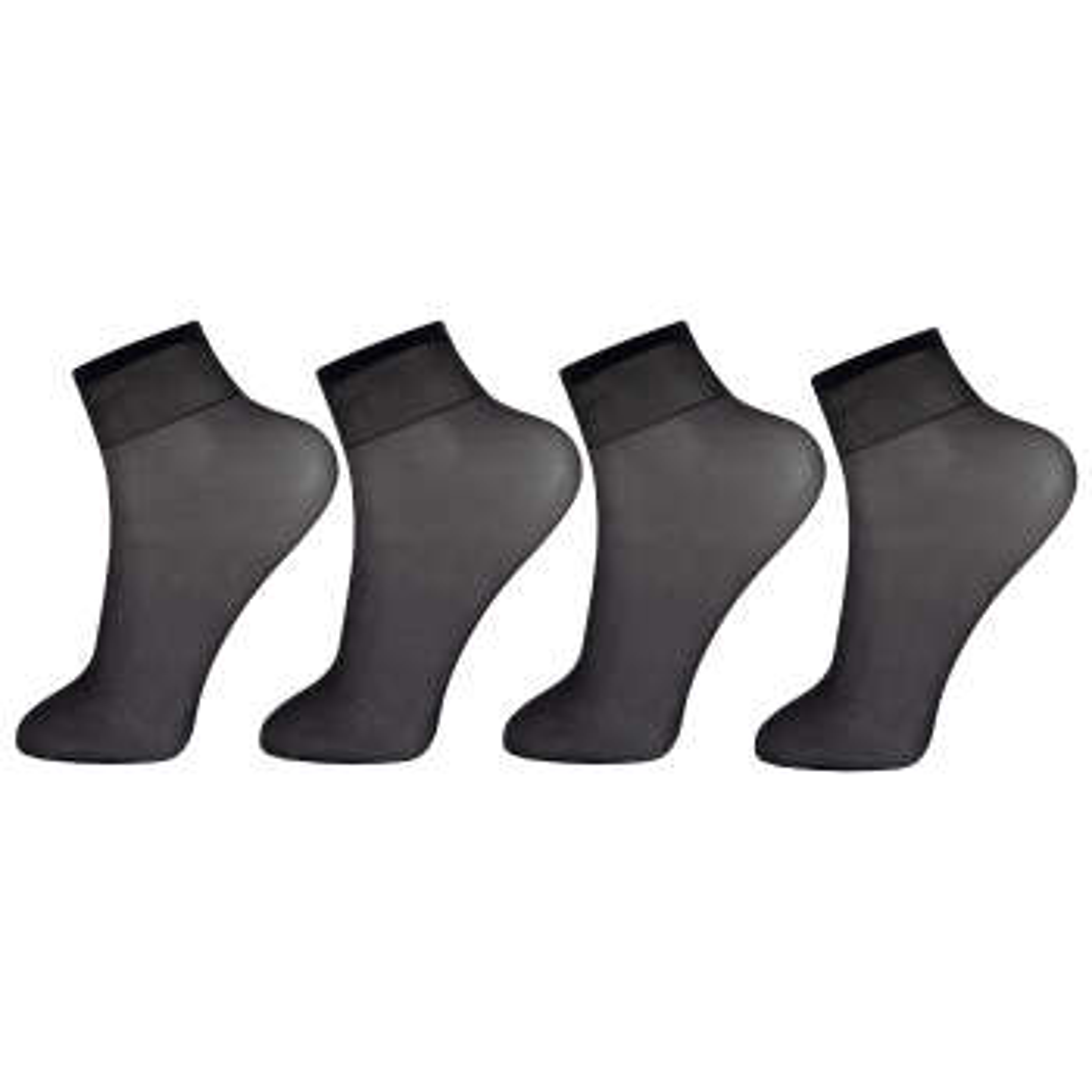 جوراب زنانه پنتی کد RG-PF 051-4 مجموعه 4 عددی