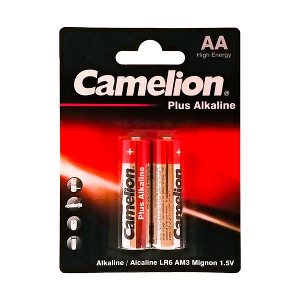 باتری قلمی کملیون مدل Plus Alkaline بسته 2 عددی