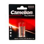 باتری نیم قلمی کملیون مدل Plus Alkaline بسته 2 عددی thumb