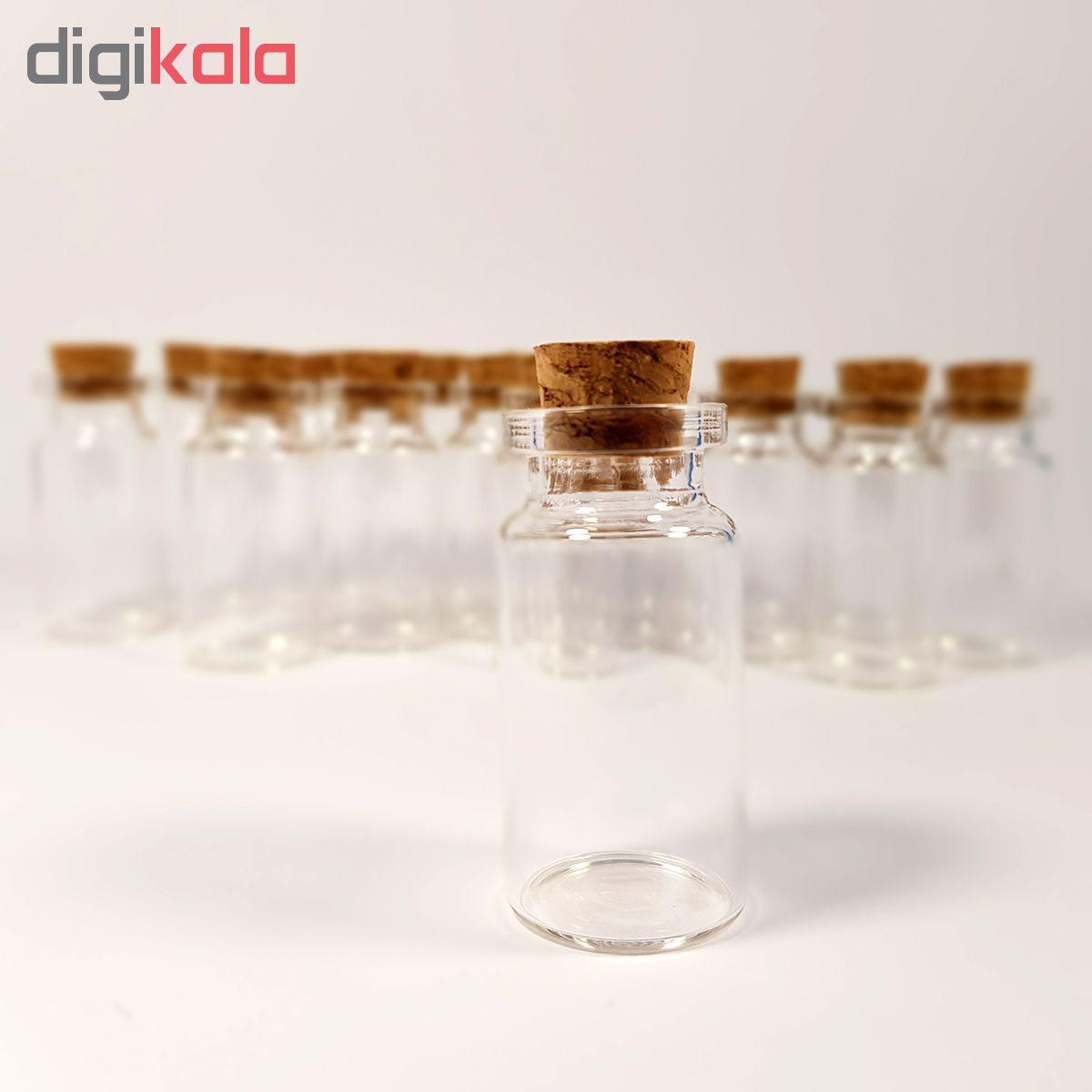 بطری دکوری کد D01 بسته 17 عددی main 1 1