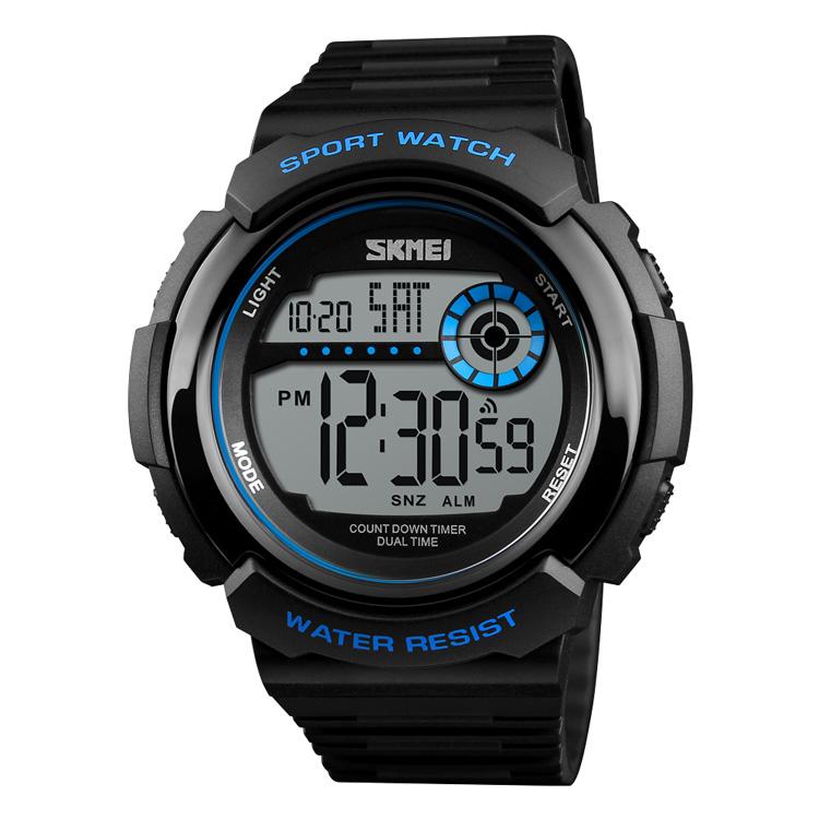 ساعت مچی دیجیتال اسکمی کد 1367B 52