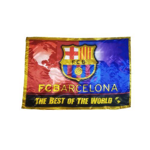 پرچم هواداری طرح بارسلونا کد 2020