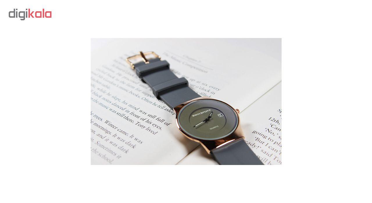 ساعت مچی عقربه ای مردانه آوین اسپرت مدل P4-32