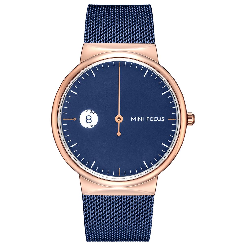 ساعت مچی عقربه ای مردانه مینی فوکوس مدل Mf0182g.03