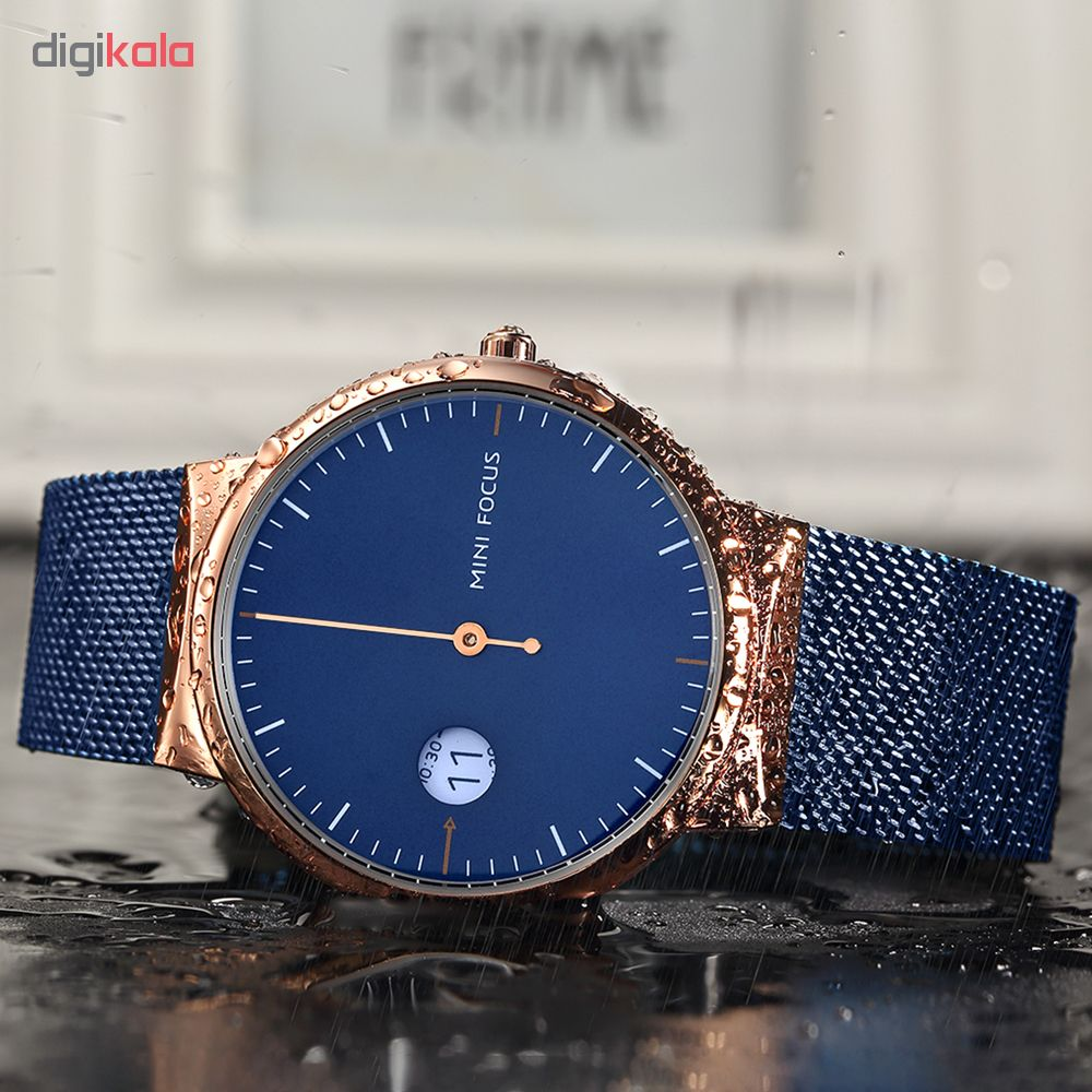 ساعت مچی عقربه ای مردانه مینی فوکوس مدل Mf0182g.03              خرید (⭐️⭐️⭐️)
