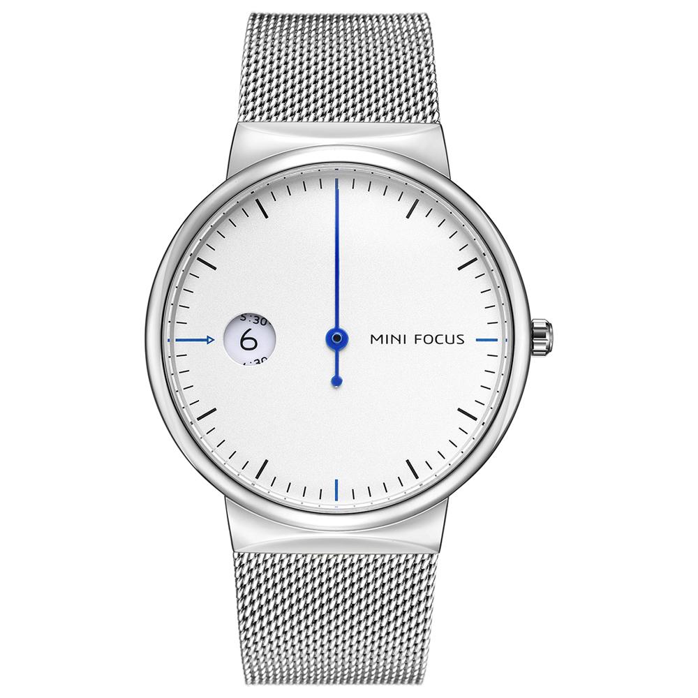 ساعت مچی عقربه ای مردانه مینی فوکوس مدل Mf0182g.01