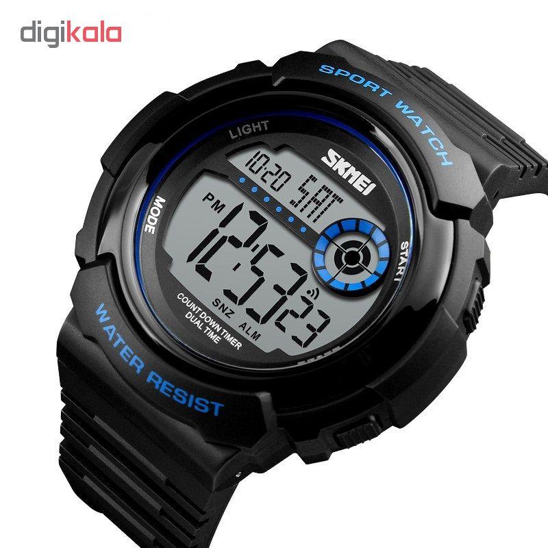 ساعت مچی دیجیتال اسکمی کد 1367B