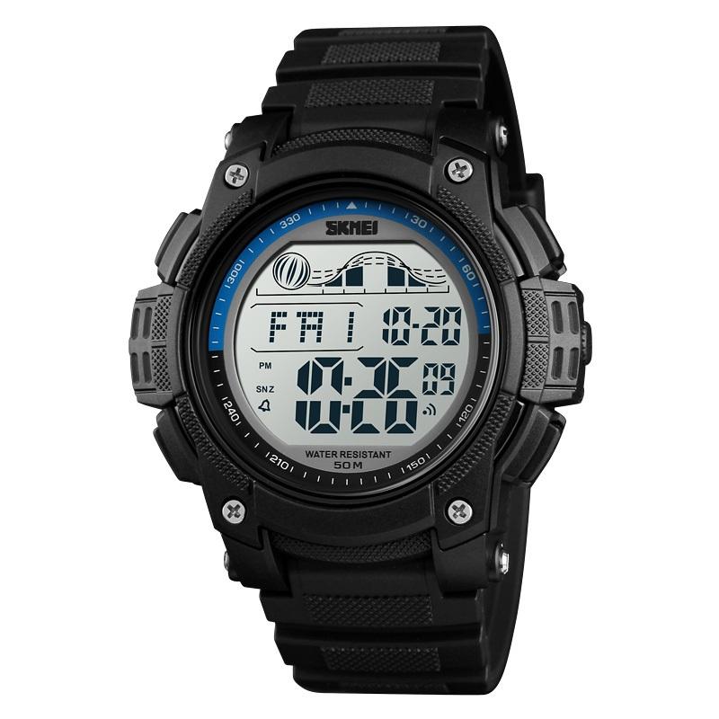 ساعت مچی دیجیتال اسکمی کد 1372G 53