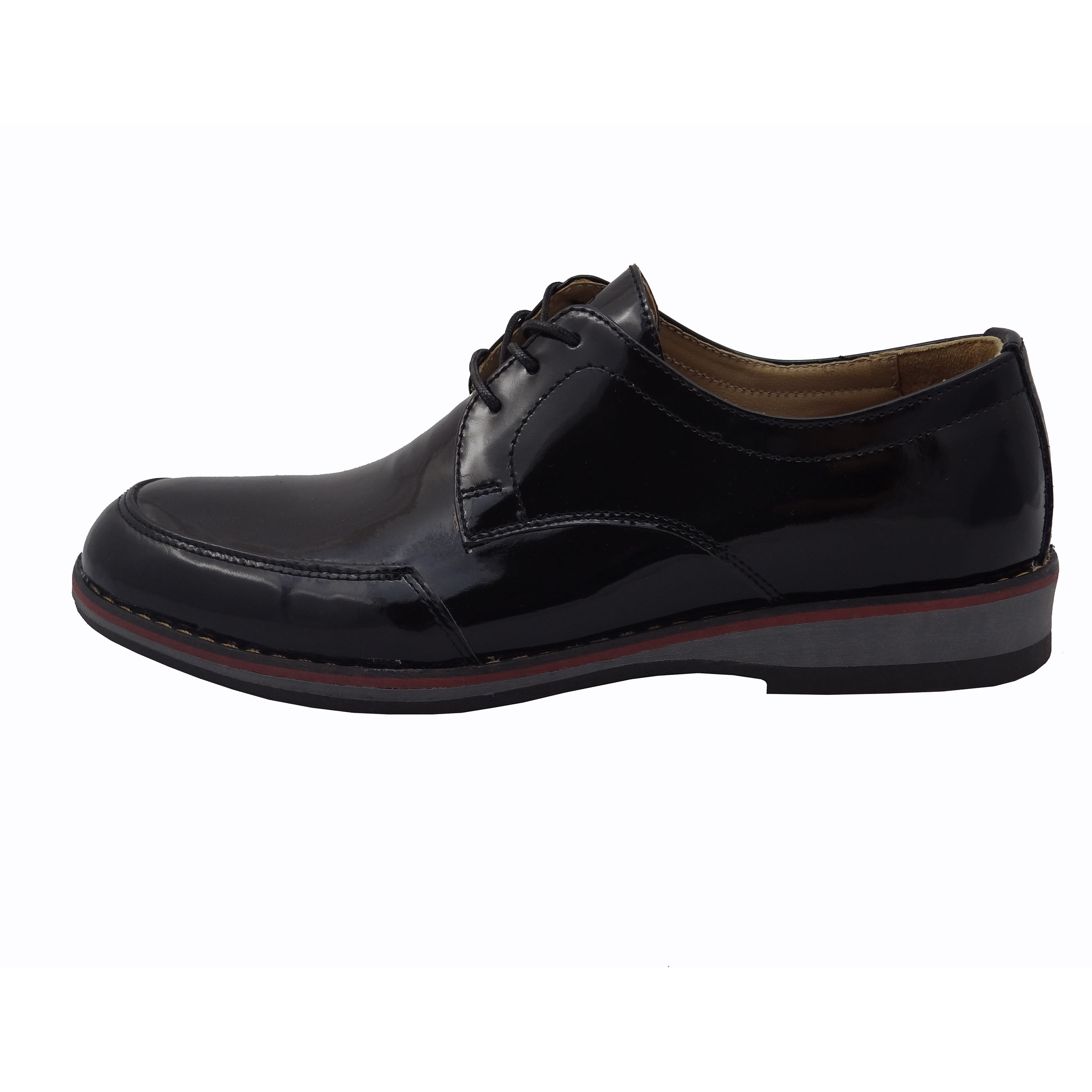 کفش چرم طبیعی مردانه کد A43