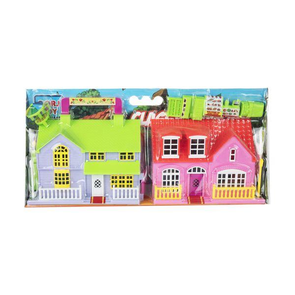 اسباب بازی خانه عروسکی دورج توی مدل 005