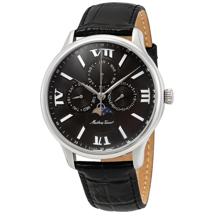ساعت مچی عقربه ای مردانه متی تیسوت مدل H1886RAN 35