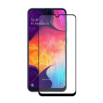 محافظ صفحه نمایش فول چسب مدل F002 مناسب برای گوشی موبایل سامسونگ Galaxy A10
