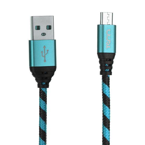 کابل تبدیل USB به microUSB تسکو مدل TC 49 طول 1 متر