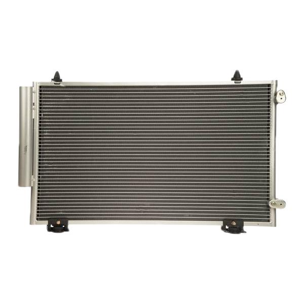رادیاتور کولر کد 1001382 مناسب برای ام جی 6 و 550