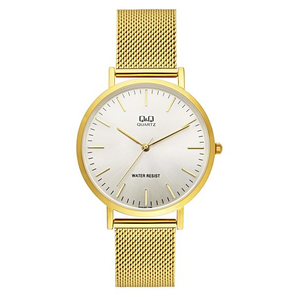 ساعت مچی عقربه ای مردانه کیو اند کیو مدل QA20j001Y