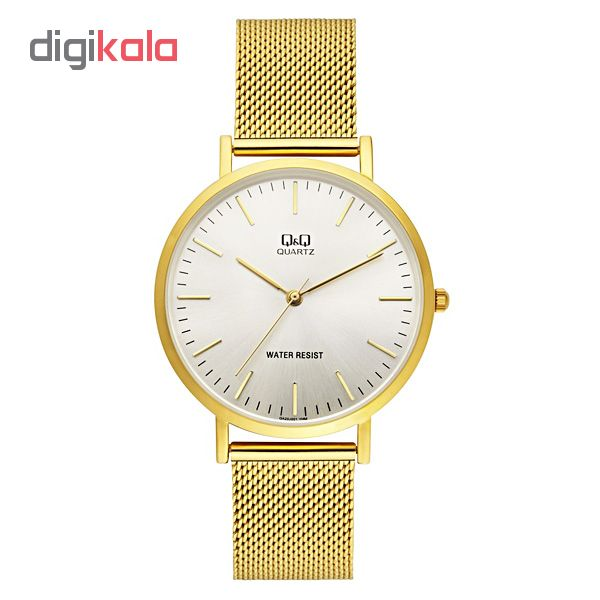 خرید ساعت مچی عقربه ای مردانه کیو اند کیو مدل QA20j001Y