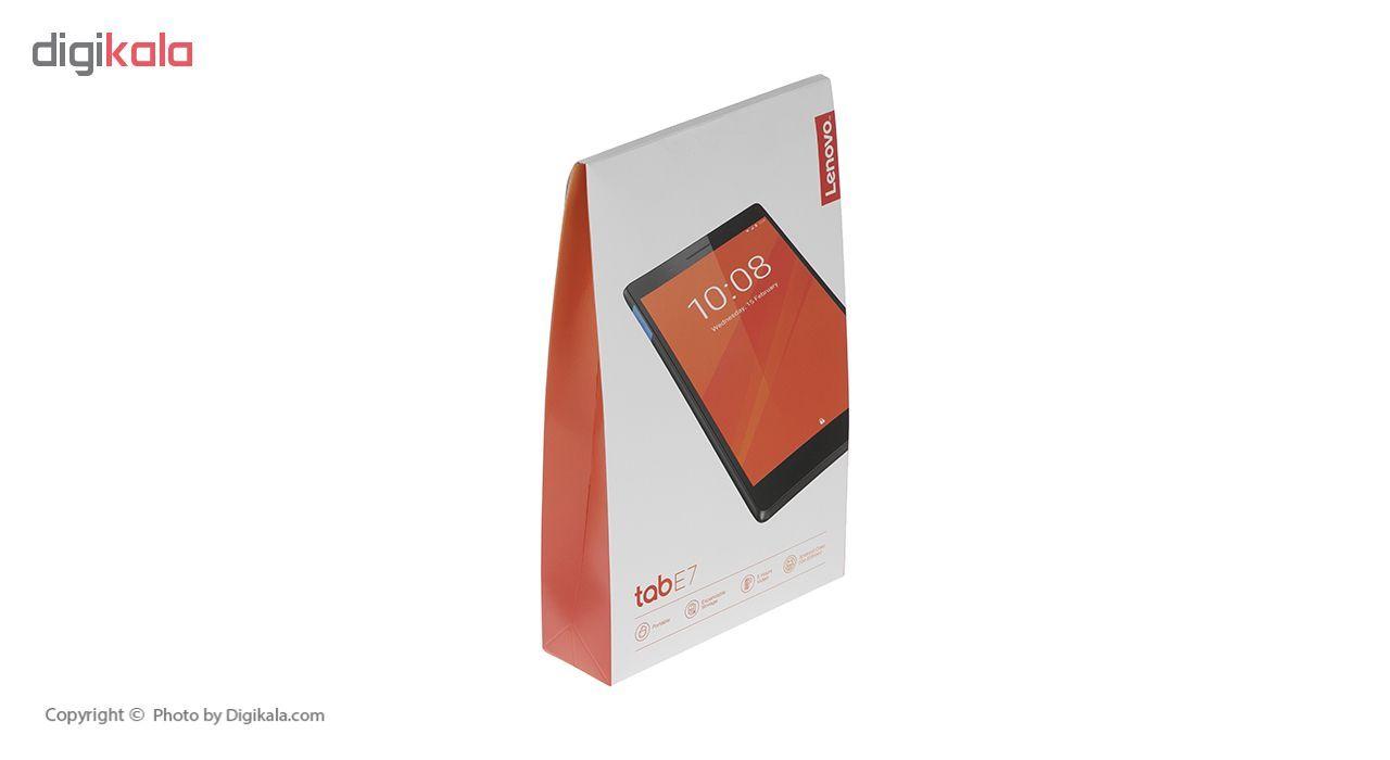 تبلت لنوو مدل Tab E7 TB-7104F ظرفیت 8 گیگابایت main 1 11