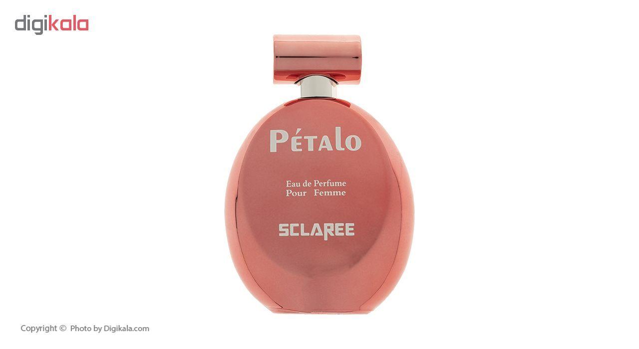 ادو پرفیوم زنانه اسکلاره مدل Petalo حجم 100 میلی لیتر  Sclaree Petalo Eau De Parfum For Women 100m