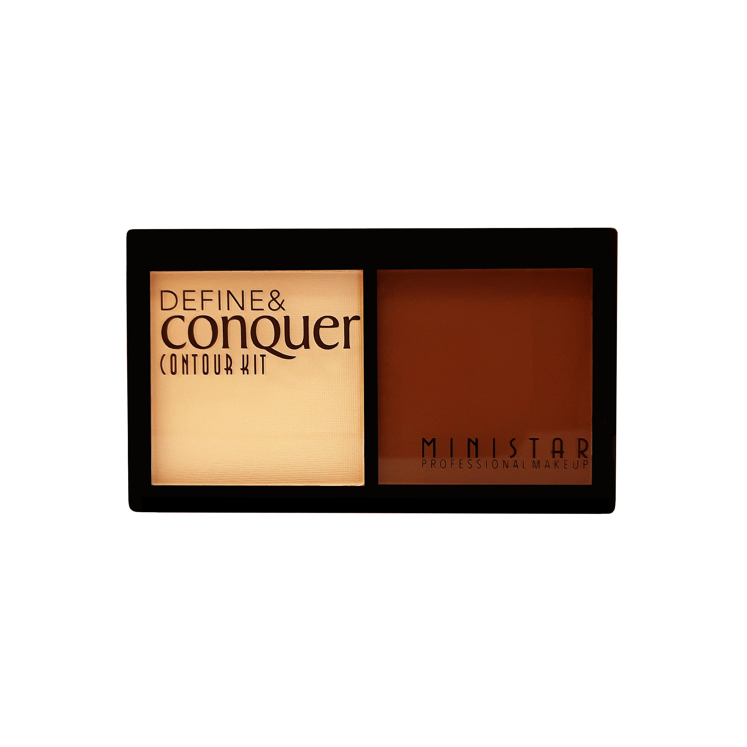 قیمت پالت کانتورینگ مینی استار مدل Define & Conquer شماره 102
