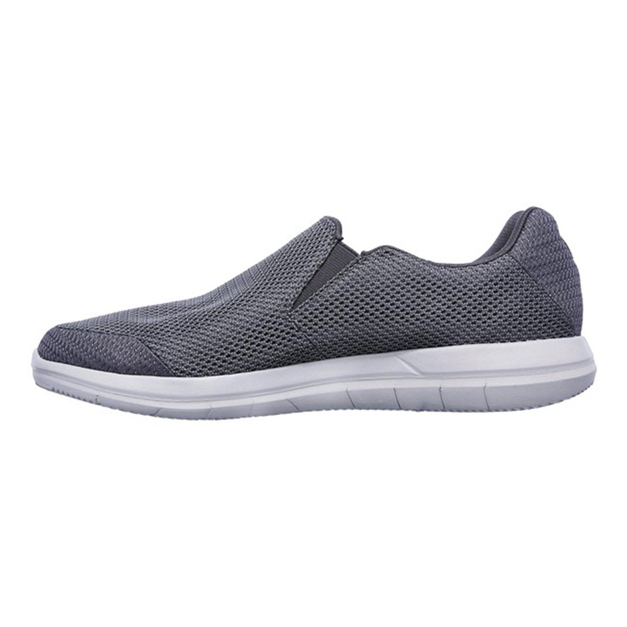 کفش مخصوص  پیاده روی مردانه اسکچرز مدل  MIRACLE 54015CHAR