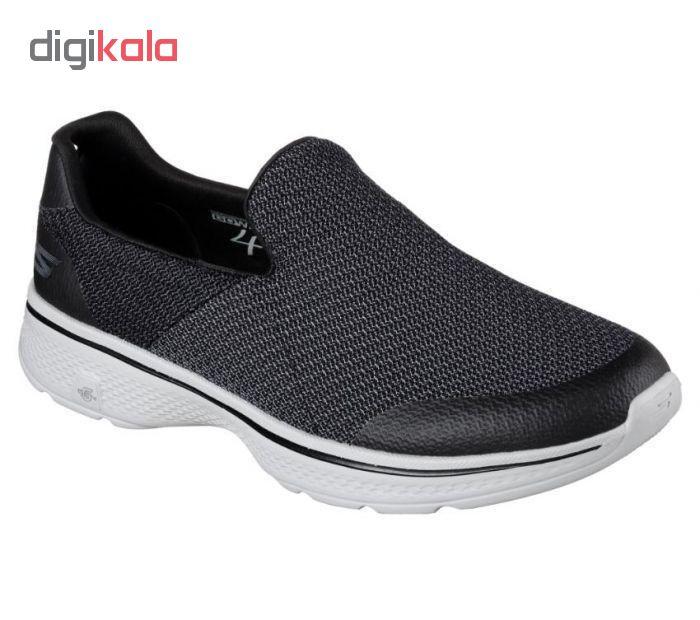 کفش مخصوص پیاده روی مردانه اسکچرز مدل  MIRACLE 54155BKGY