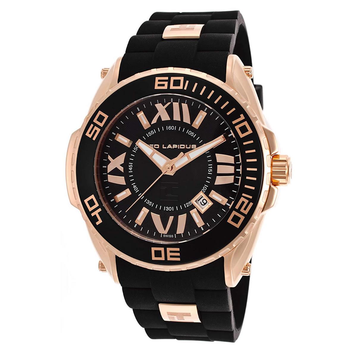 ساعت مچی عقربه ای مردانه تدلاپیدوس مدل 5125803 5