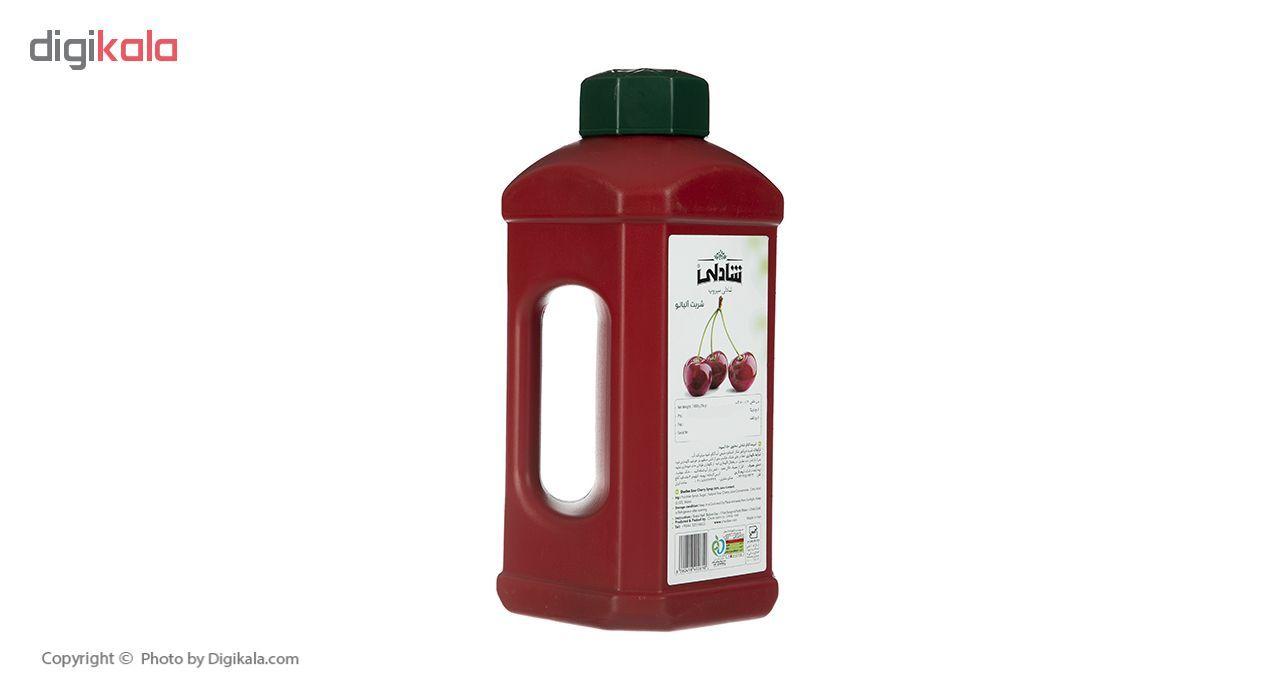 شربت آلبالو شادلی مقدار 1800 گرم main 1 4