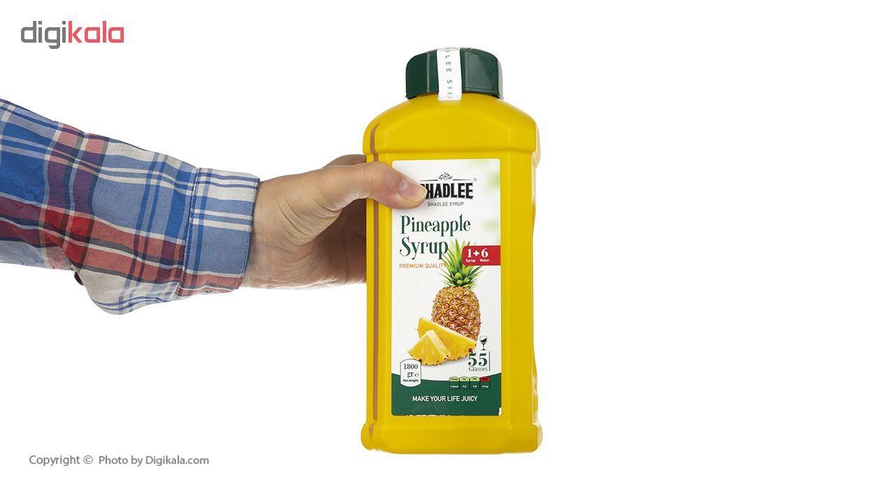 شربت آناناس شادلی مقدار 1800 گرم main 1 6
