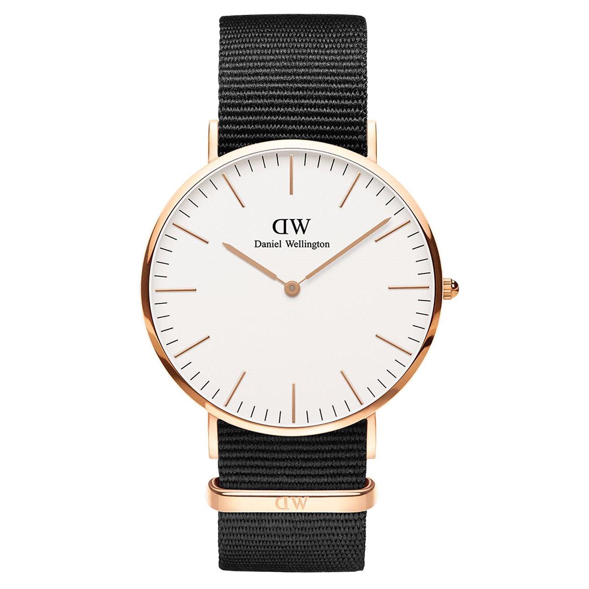 ساعت مچی عقربه ای مردانه مدل کورن وال کد DW-1203 1