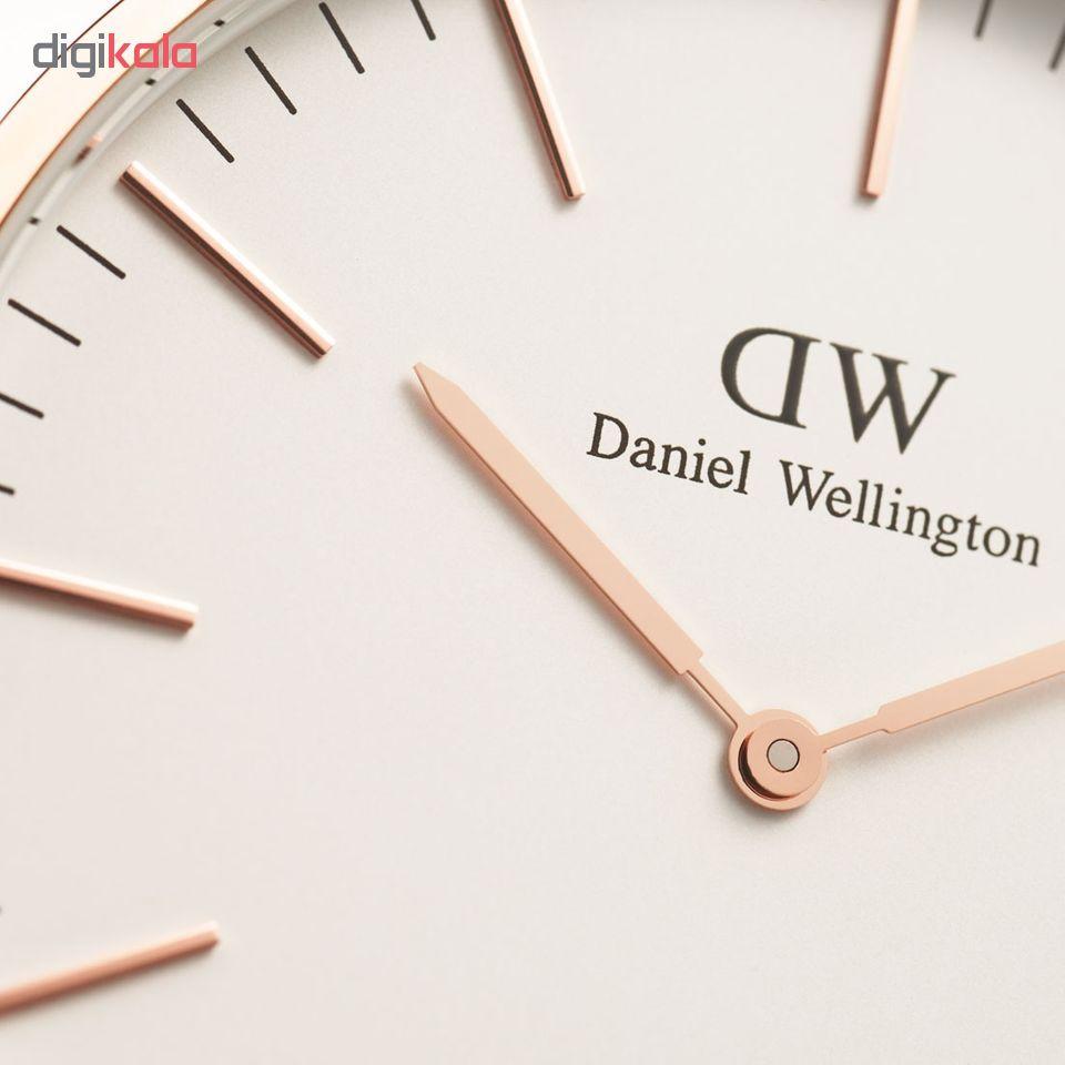 ساعت مچی عقربه ای مردانه مدل کورن وال کد DW-1203