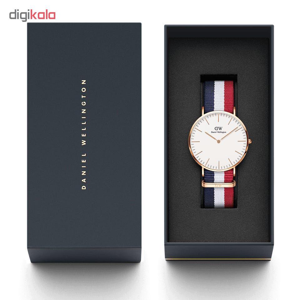 خرید ساعت مچی عقربه ای مردانه مدل کمبریج مدل DW-1205