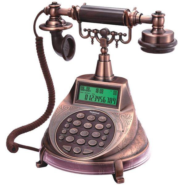 تصویر مشخصات -  قیمت                      تلفن تکنیکال مدل TEC-3048