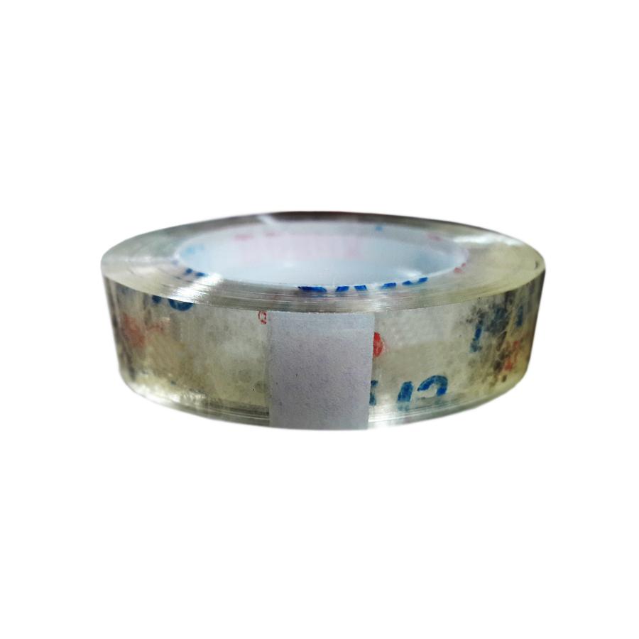 چسب نواری مدل کریستال عرض 1.5 سانتی متر بسته 3 عددی