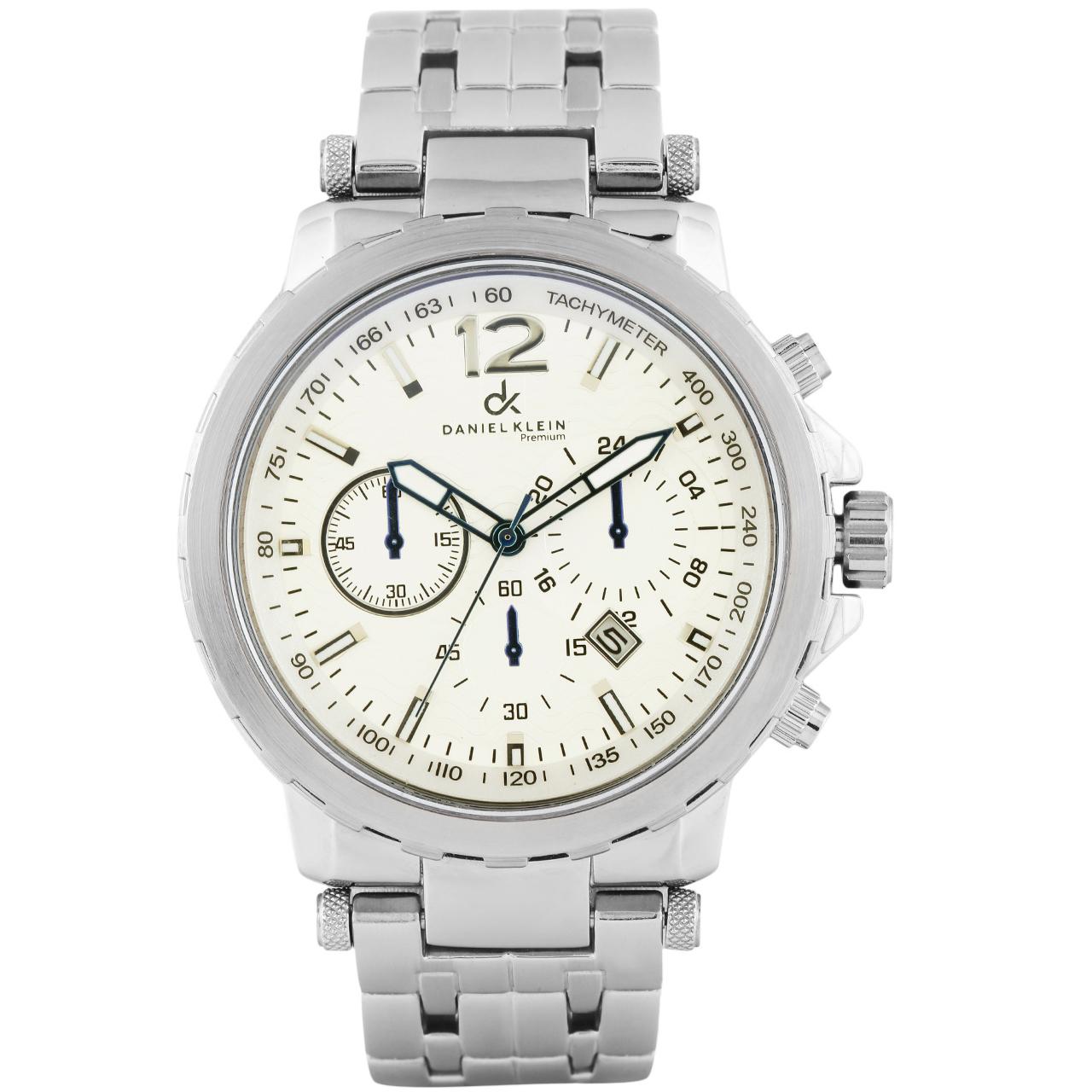 ساعت مچی عقربه ای مردانه دنیل کلین مدل Premium DK10236-4