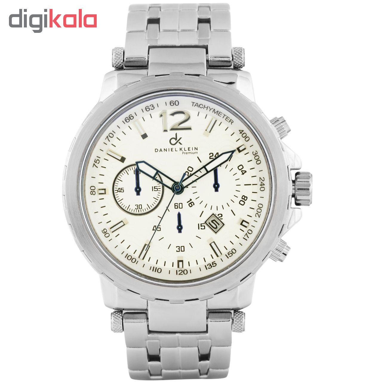 خرید ساعت مچی عقربه ای مردانه دنیل کلین مدل Premium DK10236-4