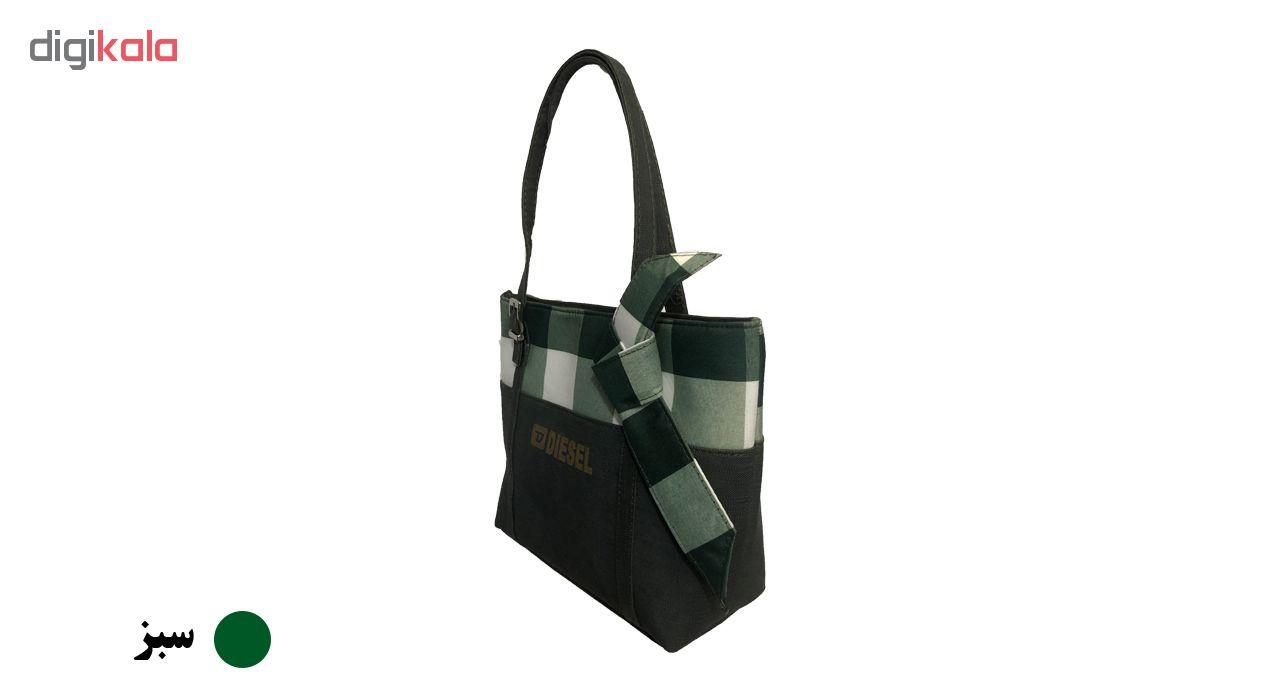 کیف دستی زنانه کد 854