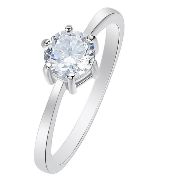 قیمت انگشتر نقره زنانه کد GR0626
