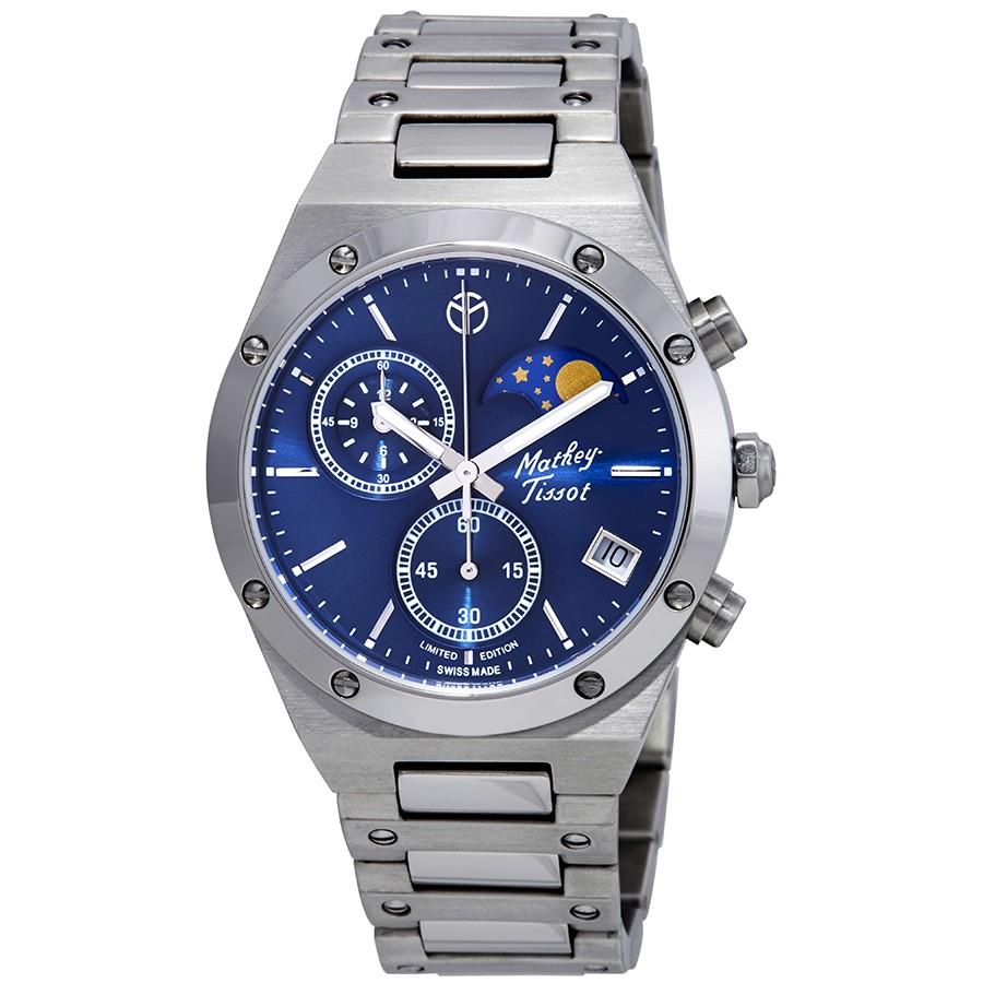 ساعت مچی عقربه ای مردانه متی تیسوت مدل H680CHABU