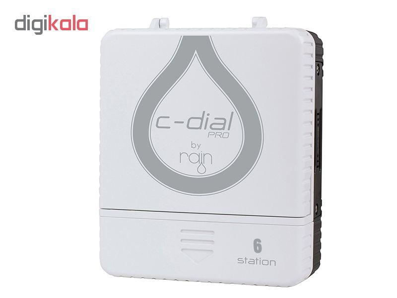 کنترلر آبیاری رین مدل C-DIAL